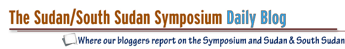 The Sudan/South Sudan Symposium Daily Blog